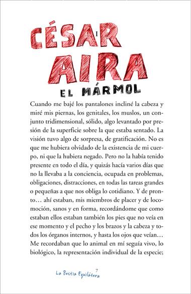 Aira - El Mármol