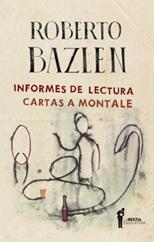 Bazlen - Informes de lectura / Cartas a Montale